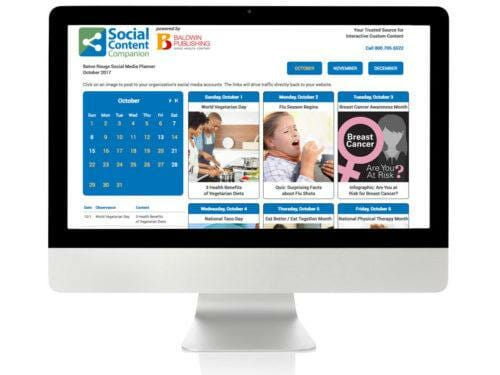 Social Content & Planner