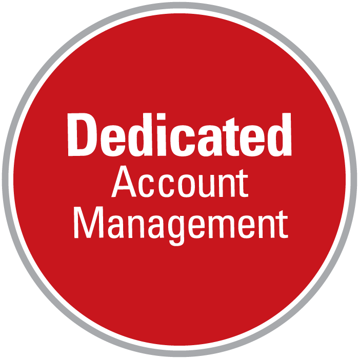 Baldwin Publishing has dedicated account management