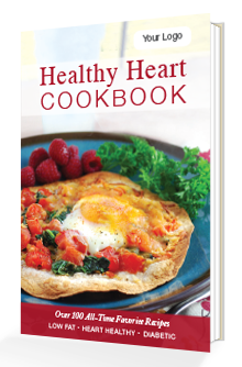 Custom Healthy Heart Cookbook