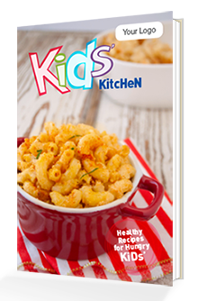 Custom Kids' Cookbook