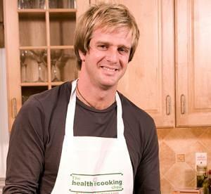 Lucas Manteca, TV Chef, Organic Farmer