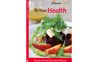 SouthEast Health Cookbook