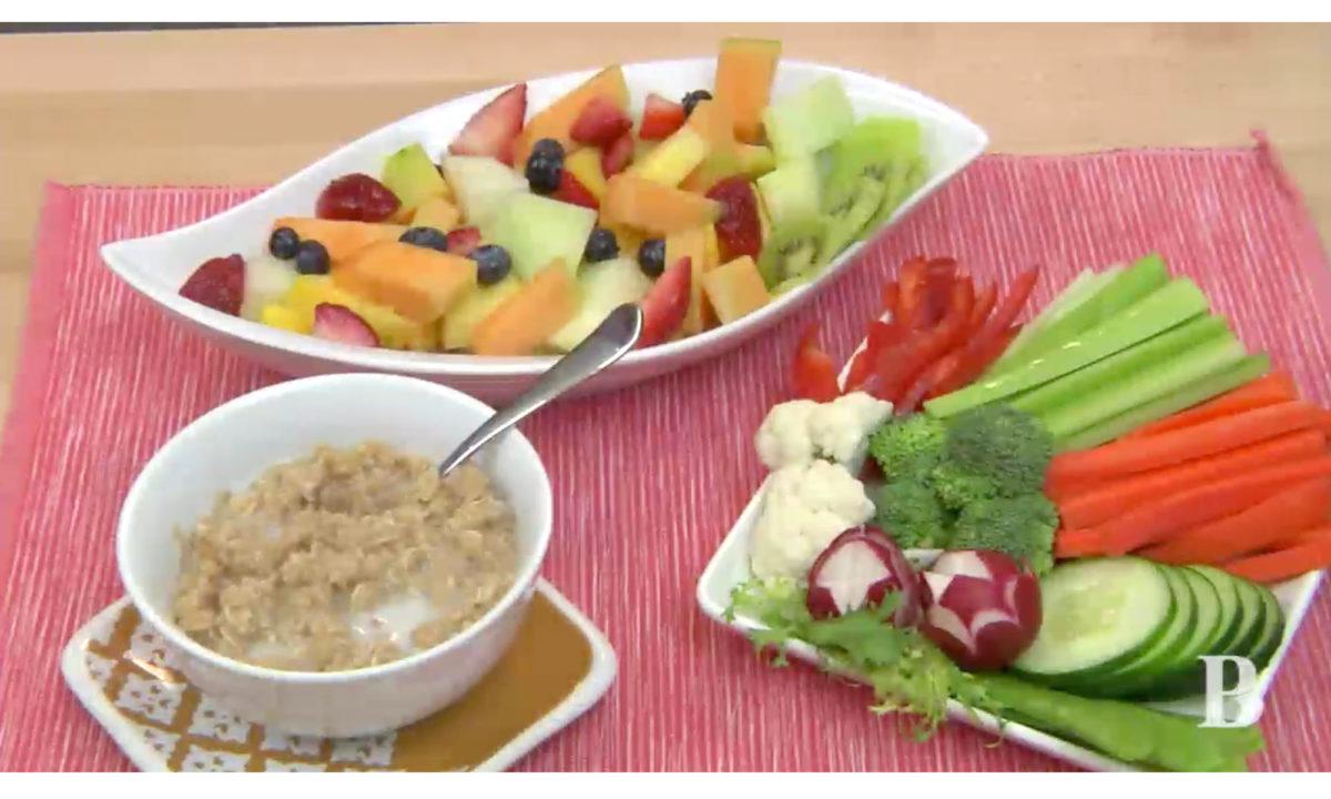 nutrition content video