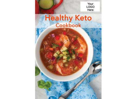 Introducing the new Healthy Keto Cookbook