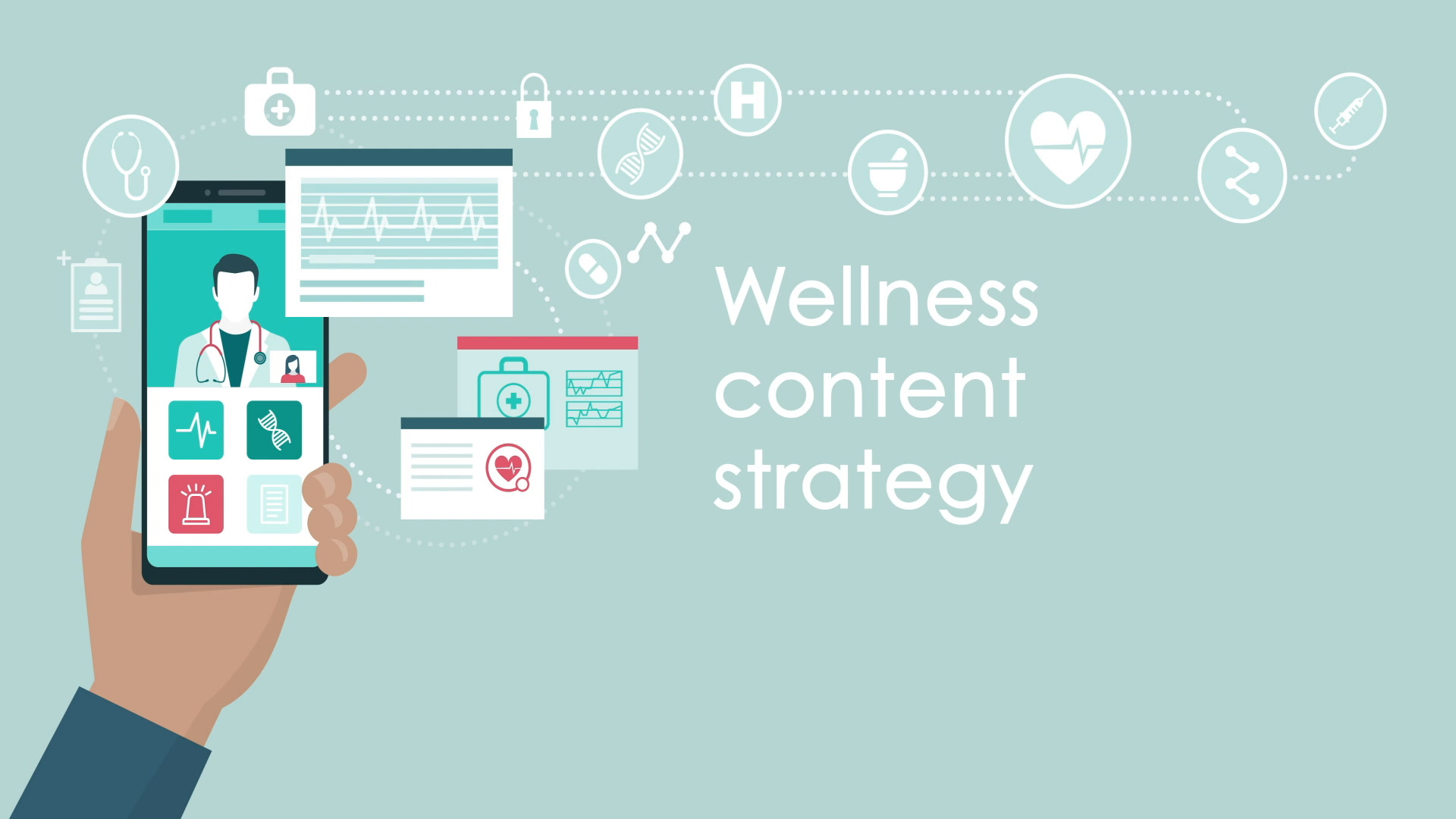 wellness content strategy