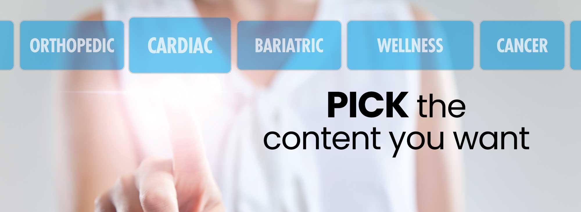 Health Blog Content