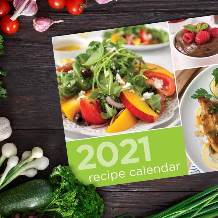 Recipe Calendars