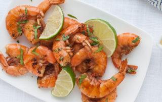 Grilled Shrimp with Mango Salsa - Recipe Videos