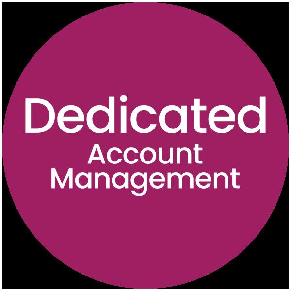 Dedicated Account Management