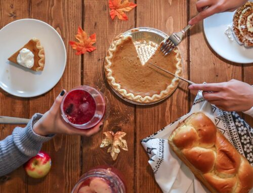 Are you planning a holiday get together?  Here are 4 things you need to consider now.