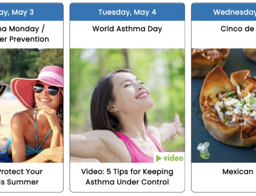Your May 2021 Health Observance Calendar