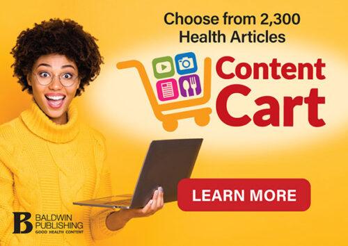 Content Cart