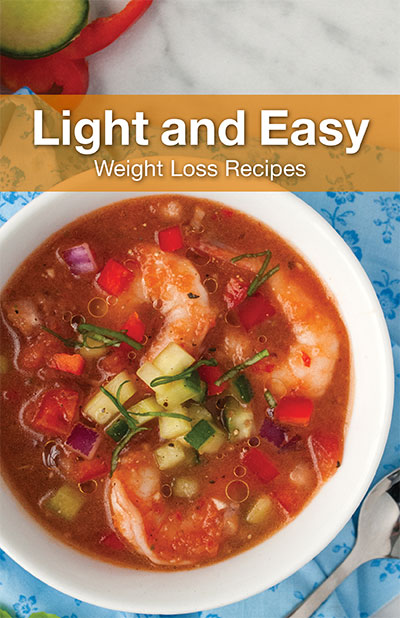 Light and Easy Weight Loss Digital Cookbook