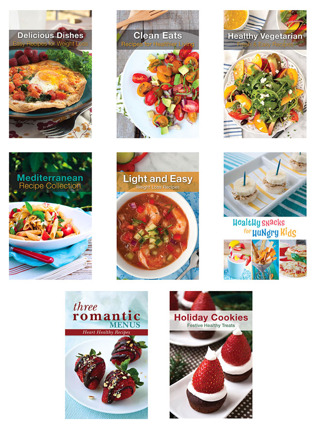 Digital Cookbooks