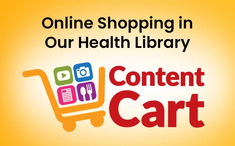 Content Cart Health Library