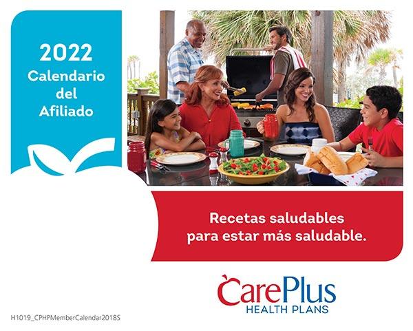 2022 Spanish Recipe Calendar
