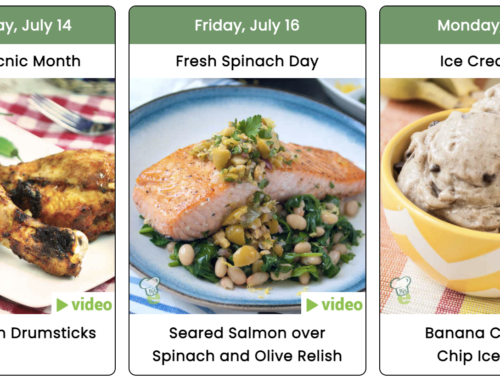 Your Summer 2021 Food Holiday Calendar
