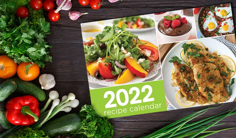 Custom Calendar for Patient Education 2022