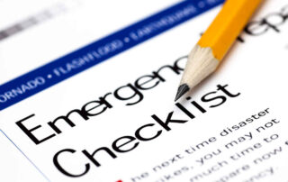 Emergency Planning and Disaster Recovery